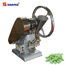 Laboratory Single Punch Tablet Press