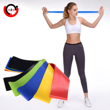 exercise resistance bands loop set