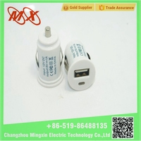 Micro auto Universal Mini USB Car Charger Mobile Phone Adapter