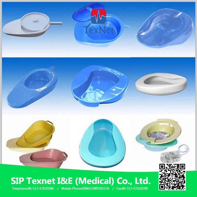 Hospital Use Water Proof Natural Fibre Paper Pulp Bedpan