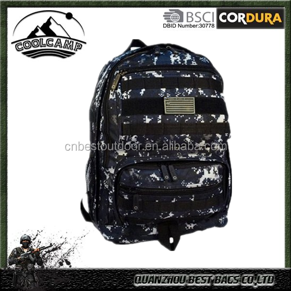 Wholesale China factory price waterproof Sport Outdoor Military backpack tactical bag Travelling hiking bag children School bag