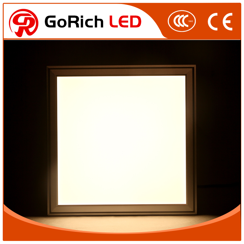 Hot sale White Frame led surface panel light 300x300 China luminaria led