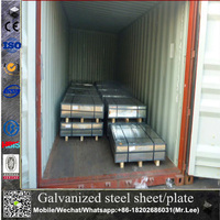 2mm hot dipped galvanized steel roof plate size