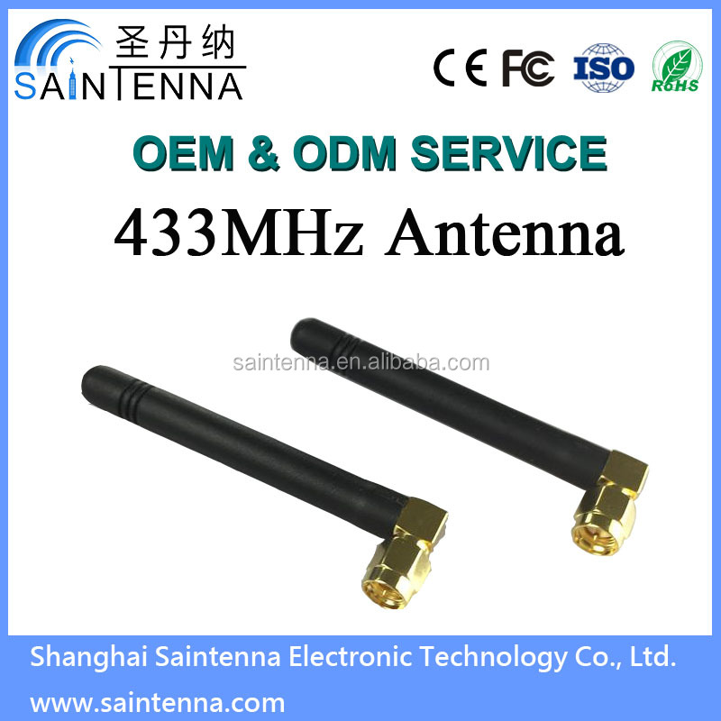High frequency long range 433mhz spring antenna with competitive price
