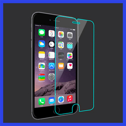 China new!in base tempered glass screen protector for iphone glass protector