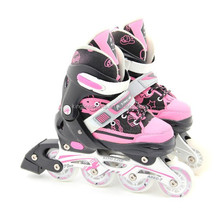 2015 Casual kids Inline roller skates, retachableskatibg shoesl for sales jd110