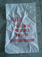 Woven PP Strong Packaging SandBags/PP Builders Strong Bags