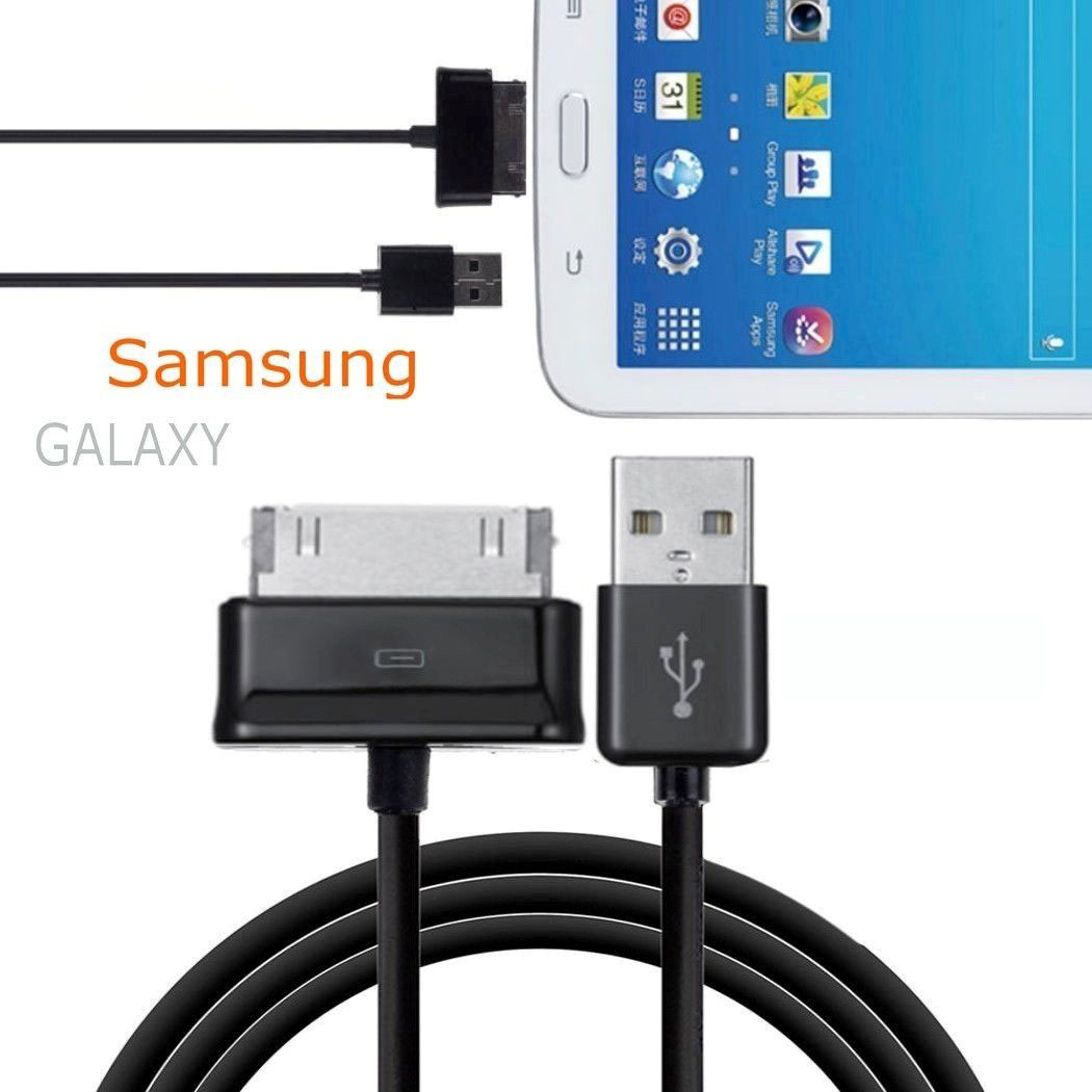 Free Shipping USB Data Sync Charger cable For Samsung <strong>Galaxy</strong> <strong>Tab</strong> 2 Tablet 7&quot; 8.9&quot; 10.1&quot; P5100 P6800 <strong>P1000</strong> P7100 P7300 P7500