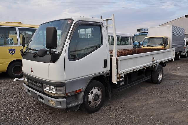 MITSUBISHI CANTER 3TON HIGH DECK