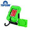 Mini LED Portable Work light COB+LED Super Brightness light with holder