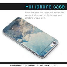 manufacturing custom printed clear 3D Hard PC Back Phone Case transparent mobile phone cover phone accessory for acer liquid x1