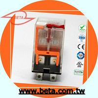 best quality 12v 8pin OEM industrial miniature relay