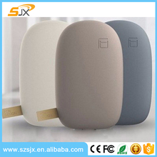 Professional design Stone pebbles mobile power/OEM power bank manufacturer