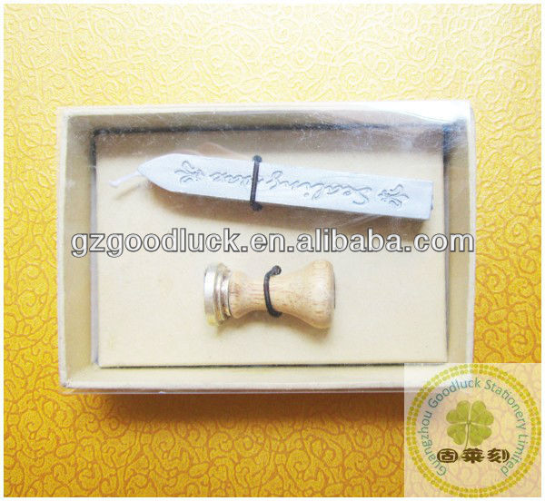 Gecko Wax Seal Stamp with Ceramic Handle/Laser Engraved Wax Seal stamp