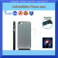 transparent cell phone anti radiation sticker, skin for iphone 5s,case for iphone 6