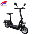 CE light weight 2 wheel folding electric scooter for adult