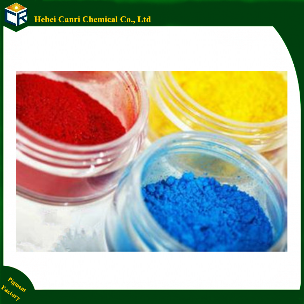 Synthetic iron oxide colored Asphalt/bitumen powder pigment colorant