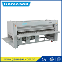 Automatic manufacturing laundry cloth folding machine