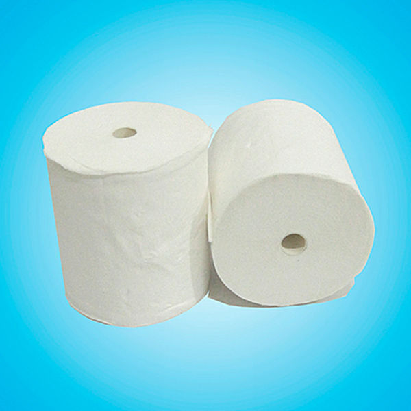 Wholesale recycled toilet paper tissue