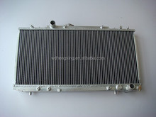 High performance aluminum Radiator for MAZDA RX7 S1 S2 MANUAL