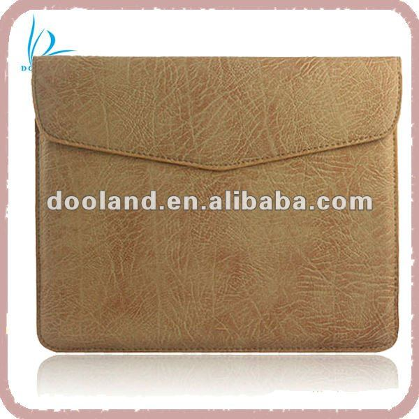 Hot leather fancy case for ipad