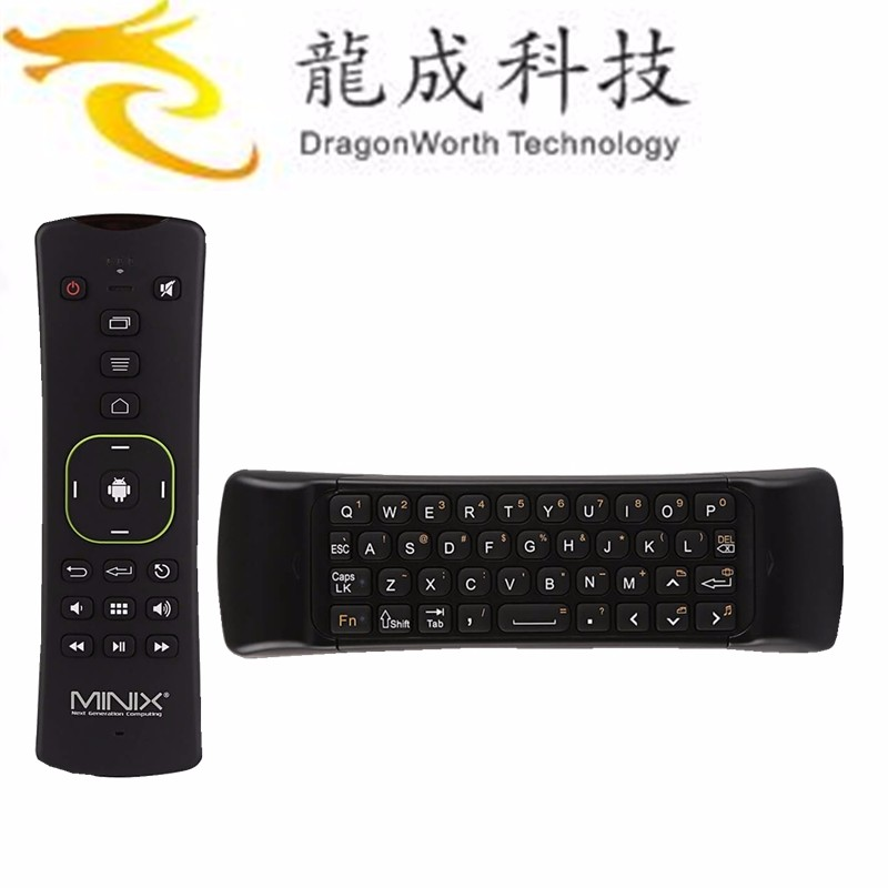 Factory price MINIX NEO A3 2.4G Wireless airmouse with voice input from dragonworth