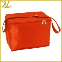 Insulated Polyester Cheaper 12 Can Cooler bag for promotion