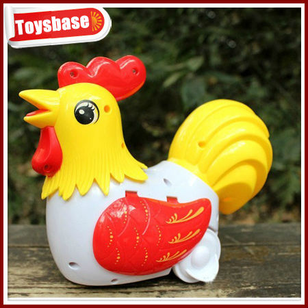 Funny Chicken toy with music