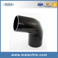 Customized Precision Ductile Cast 2 Inch Black Iron Pipe Prices