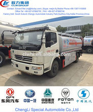 hot sale DFAC oil tank truck, oil tanker ship price