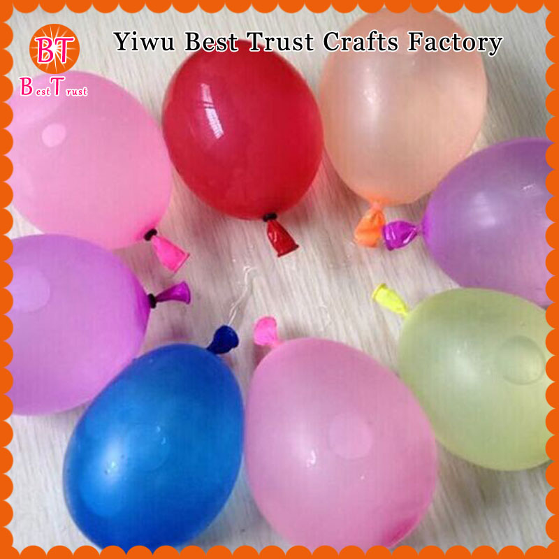 37 pcs/ bunch o f water fights balloons,magic water balloon for water fights