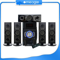 Customized concert audio speaker,5.1 home theatre speaker