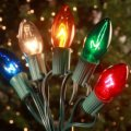 C7/C9 E12/E17 base outdoor/indoor Christmas decorative string light