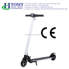6 inches Tires Lightweight Foldable Mobility Scooter Aluminum Alloy Electric Private Mobility Scooter