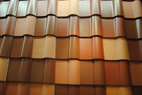 IVON Factory direct roofing shingle roman steel roof tile,metal roofing tile made in China