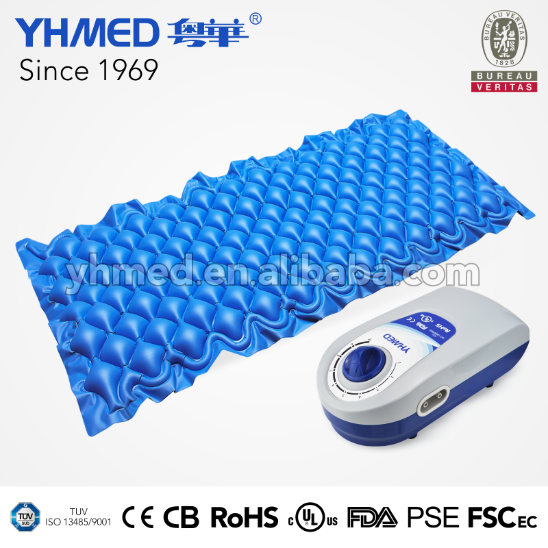 Medical Bubble Mattress with Pump System