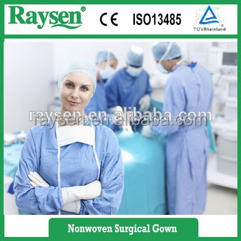 Pictures of Latest Surgical Gowns Designs for Hospital
