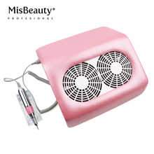 78% customers like this 2018 new nail dust collector & vacuum cleaner Vacuum Cleaner Suction Strong Fan Nail Art Tools