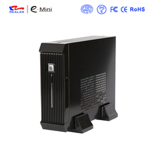Computer chassis E-2016 mini itx gaming case