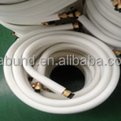 split air conditioner insulation copper pipe 1/4-3/8 3m/5m