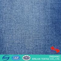 Most popular custom design pure cotton denim fabric wholesale