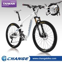 CHANGE EN 14766 approved folding MTB 7005 mountain aluminium bike frame