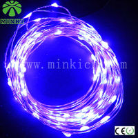 10M 100leds christmas led copper wire light strings