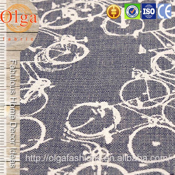 OEM cycle pattern oxd Morris chair fabric