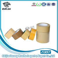 bopp packing tape for carton sealing and adhesion holding good bopp packing tape