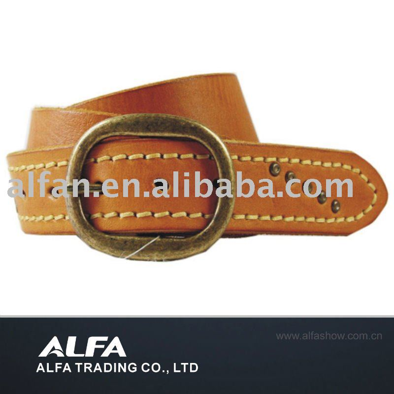 100% Genuine leather belt