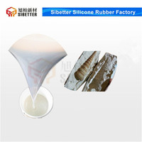 Liquid RTV 2 Silicone Rubber for Cement Products Molding