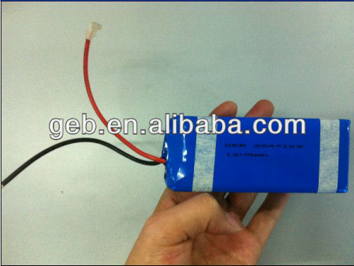 rechargeable 12v 5ah li-ion battey pack in shenzhen