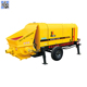 Factory supply high quality diesel trailer concrete pump with low prices