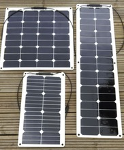 sunpower mini solar panels wholesale 50w